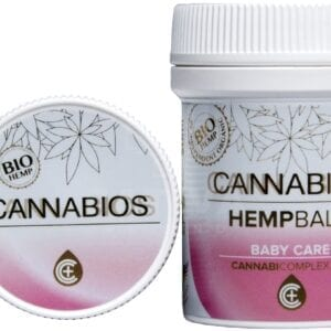 Balsam konopny Cannabios Baby Care 50 ml