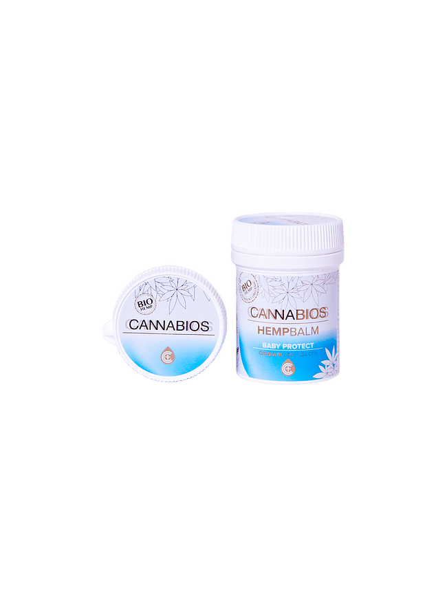 Balsam konopny Cannabios Baby Protect 50 ml