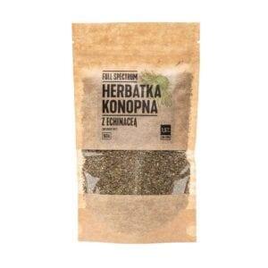 Herbata konopna z Echinaceą 1,5 % CBD 50g