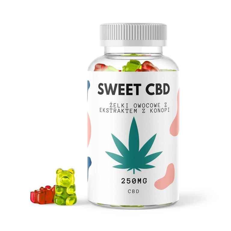 Żelki Sweet CBD 250 mg