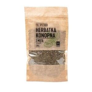 Herbata konopna z Miętą 1,5 % CBD 50g