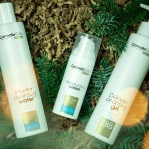 Zestaw Pielęgnacyjny dla skóry suchej i wrażliwej