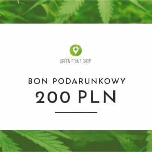 Bon Podarunkowy 200 PLN