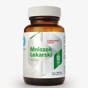 Mniszek Lekarski 90 kaps.